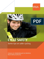 cycle safety booklet