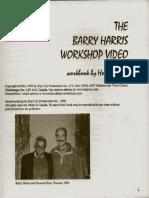Barry Harris Jazz Workshop