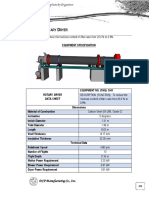 Design Calculation of Rotary dryer