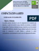 Compactacion AASHTO