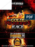The Golden Warriors Race