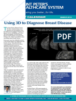Using 3D to Diagnose Breast Disease