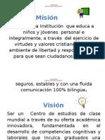 Mision y Vision La Moderna