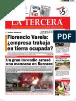 Diario La Tercera 24 02 2016