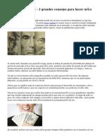 Trading Forex Spot - 3 grandes consejos para hacer más dinero