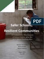 Safer Schools Resilient Comunities