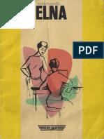 Elna (Tan) Supermatic Manual