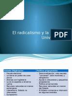 Yrigoyen y La Reforma Universitaria - Ingreso