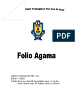 Folio Agama tokoh imam 2010