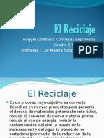 El Reciclaje .ppt
