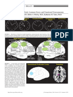 The Clock Drawing Task Common Errors and Functional Neuroanatomy