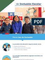 Ley de inclusión educacional