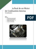 Analisis de Un Motor