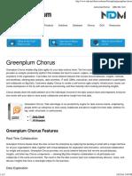 Greenplum Chorus _ Greenplum