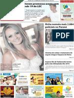 Jornal União - Edição da 2ª Quinzena de Fevereiro de 2016
