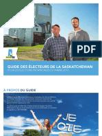 Guide des élections provinciales 2016 (en français)
