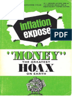 Money the Greatest Hoax on Earth