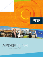 Airdrie Business Investment Profile