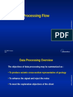 Seismic Processing Flow