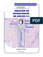 Curso Geodatabase