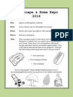 Landscape & Home Expo