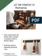 Tesaturi de Interior in Romania