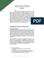 Spanish - Espanhol - Aula - 79 - Presupuesto