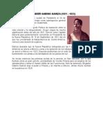 Primer Presidente de Guatemala