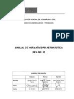 Manual Normatividad DGAC