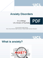 Anxiety Workshop 03.11.15