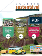 Boletim sustentável / Janeiro 2016