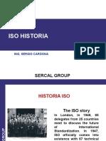 Iso Historia Oficial Sercal 2016