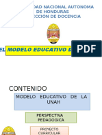 Modelo Educativo UNAH