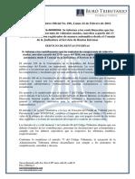 RO# 696-S - A Los Contribuyentes Con Contratos de Compraventa de Vehículos Usados a Partir Del 13 de Enero 2016 (22 Febrero 2016)