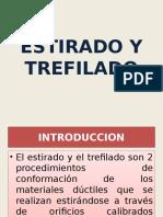 Proces. II D-7 Trefil-estirado