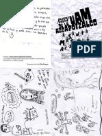 Fanzine de La UAM-A a Santa Martha Acatitla