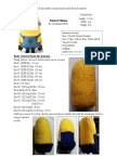 Knitted Minion