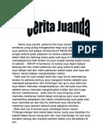 Nama Saya Juanda
