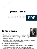 John Dewey Biografia