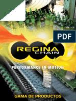 Rango de Productos Regina Español