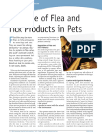 10  safe use of flea and tick products in pets 0614