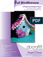 Beautiful Birdhouse by Michelle Jackson-Mogford