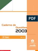 História - Caderno de História