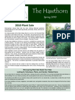2010 Spring Newsletter
