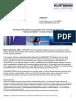 Univadine Dfm Press Release