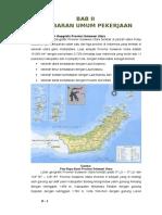 Bab II Gambaran Umum provinsi sulawesi utara