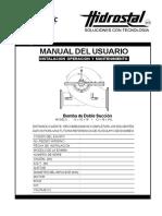 Manual Bomba Doble Succion v.d.07 09