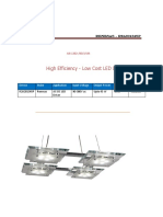 High Efficiency - Low Cost LED Driver