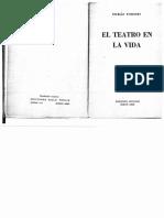 5.El Teatro en La Vida-eivrenov y Nuevo Teatro- Kirby