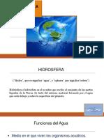 Hidrosfera IR